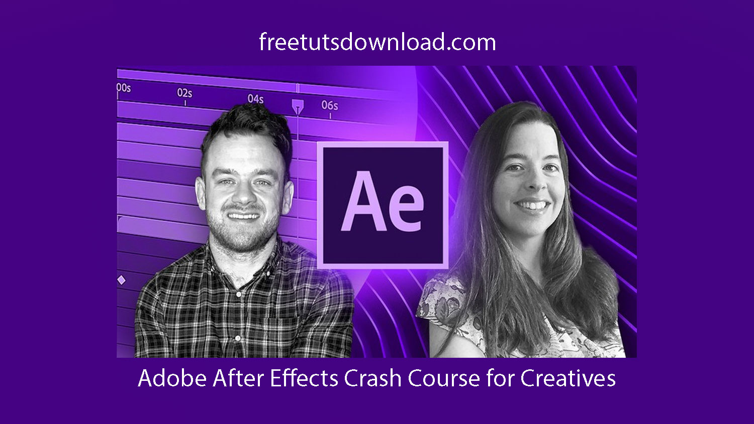 Adobe After Effects Crash Course for Creatives