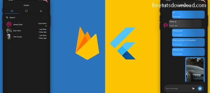 Build A Chat Application With Firebase, Flutter and Provider
