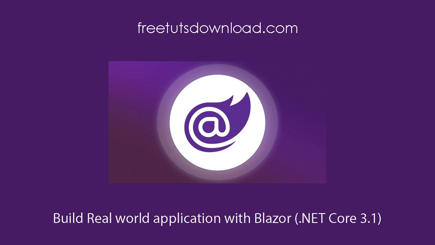 Build Real world application with Blazor (.NET Core 3.1)