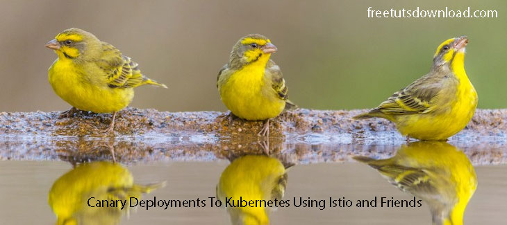 Canary Deployments To Kubernetes Using Istio and Friends