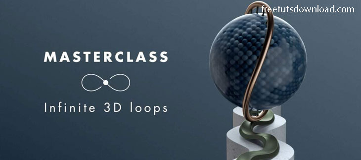 Cinema 4D Infinite 3D Loops Masterclass - MotiondesignSchool