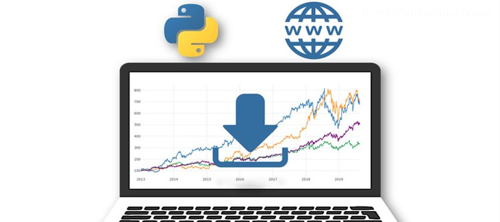 Importing Finance Data with Python from Free Web Sources