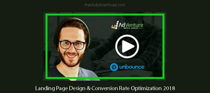 Landing Page Design & Conversion Rate Optimization 2018