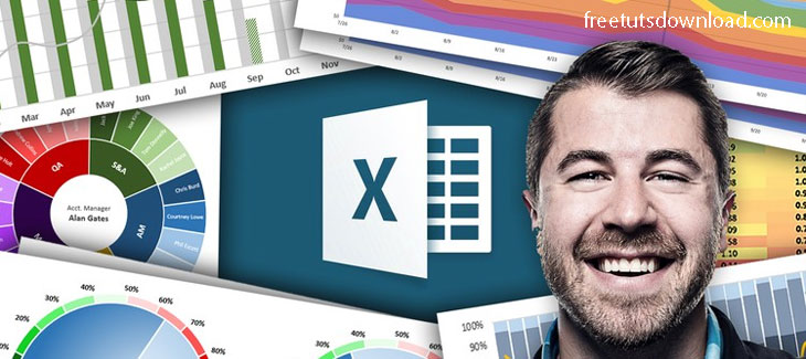Microsoft Excel - Data Visualization, Excel Charts & Graphs udemy