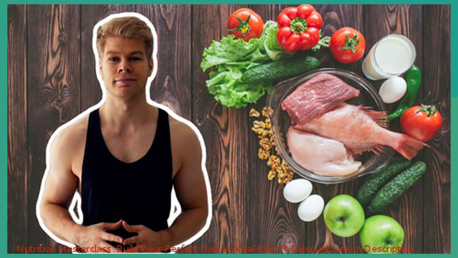 Nutrition Masterclass Build Your Perfect Diet & Meal Plan udemy