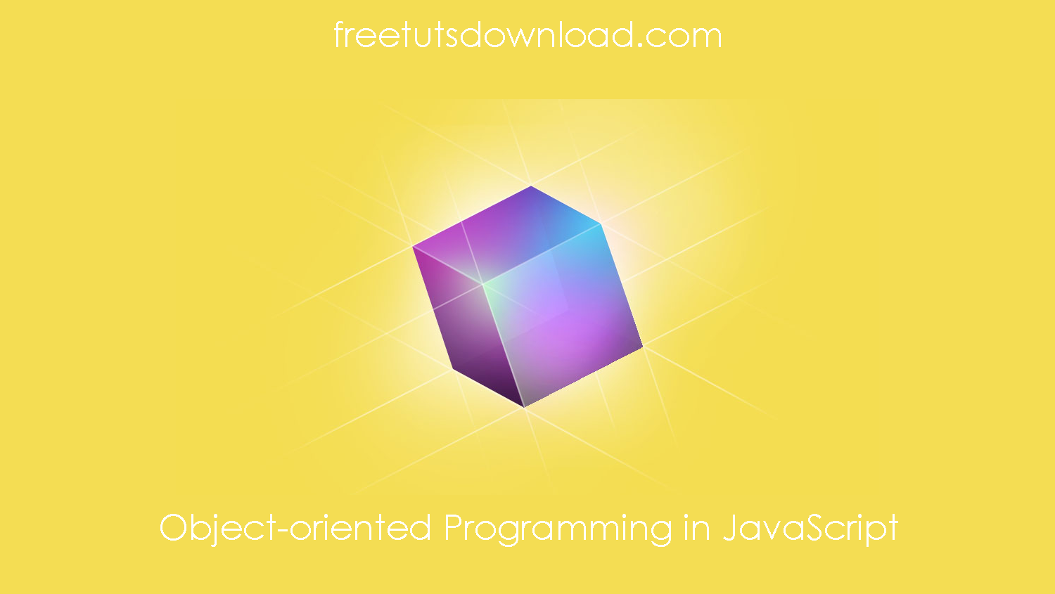 Object-oriented Programming in JavaScript Free Download