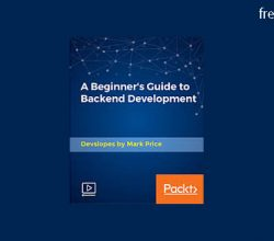 Packtpub - A Beginner's Guide to Backend Development