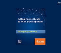 Packtpub - A Beginner's Guide to Web Development