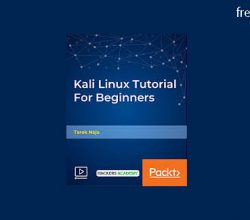 Packtpub - Kali Linux Tutorial For Beginners