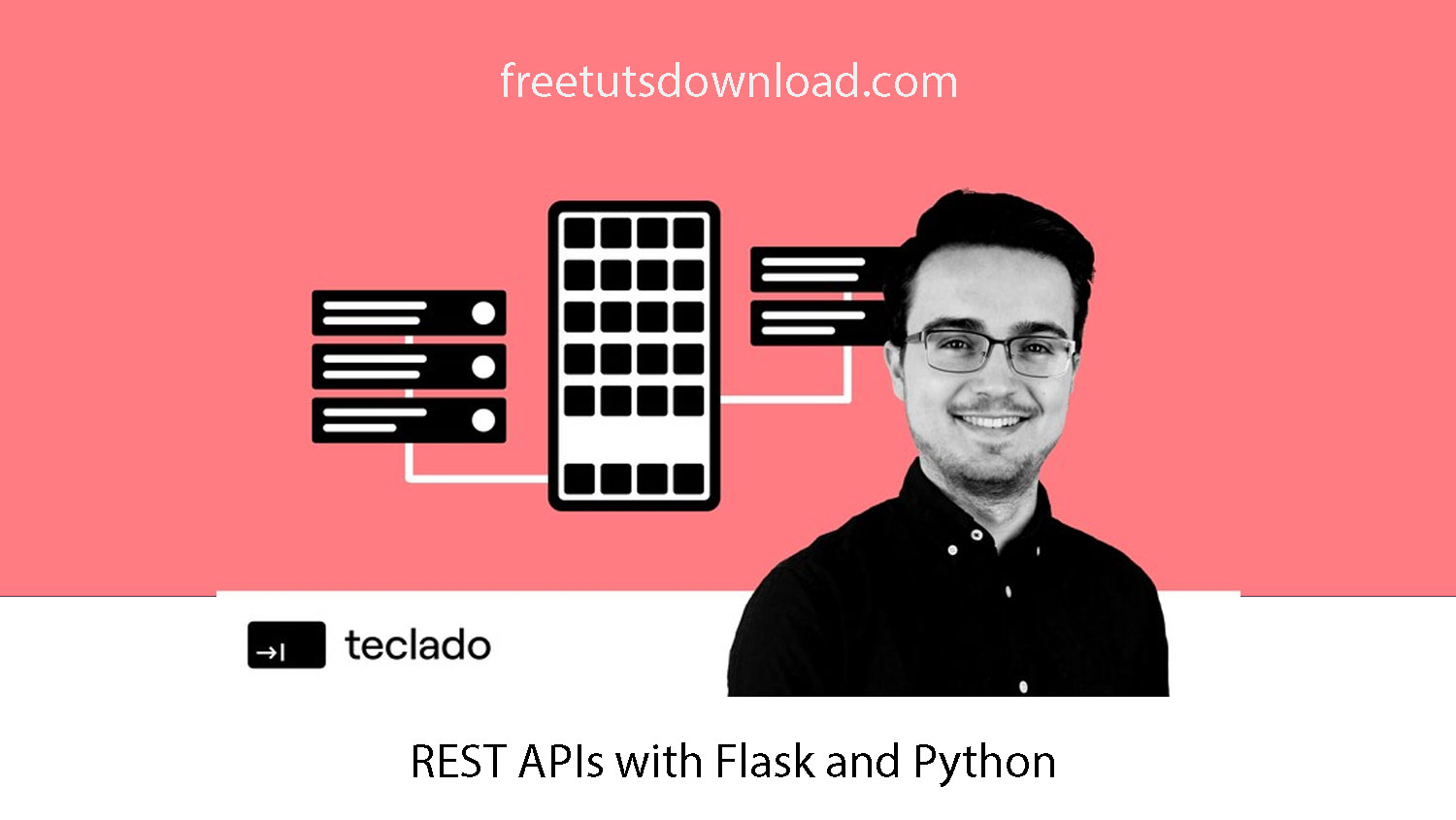 REST APIs with Flask and Python Free Download