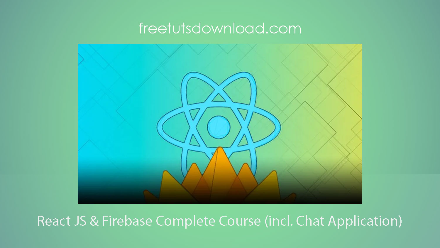 React JS & Firebase Complete Course (incl. Chat Application)