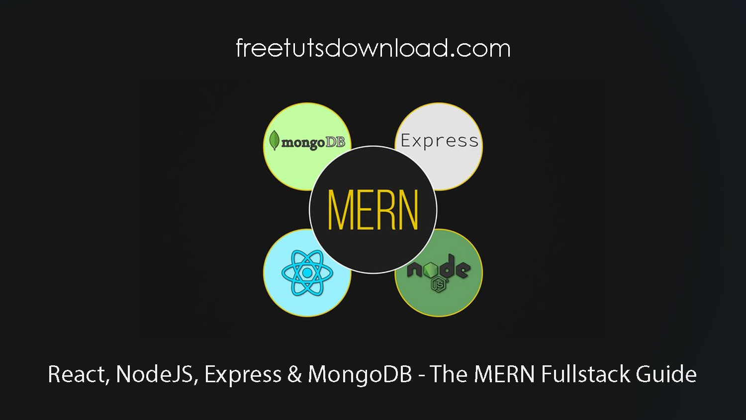 React, NodeJS, Express & MongoDB - The MERN Fullstack Guide