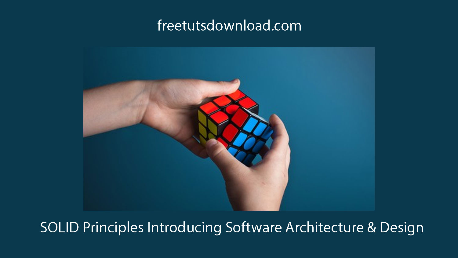 SOLID Principles Introducing Software Architecture & Design