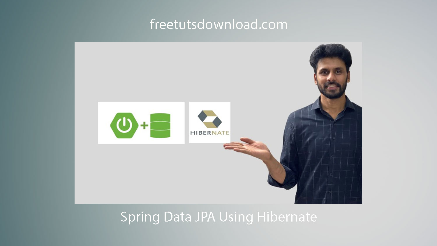 Spring Data JPA Using Hibernate Free Download
