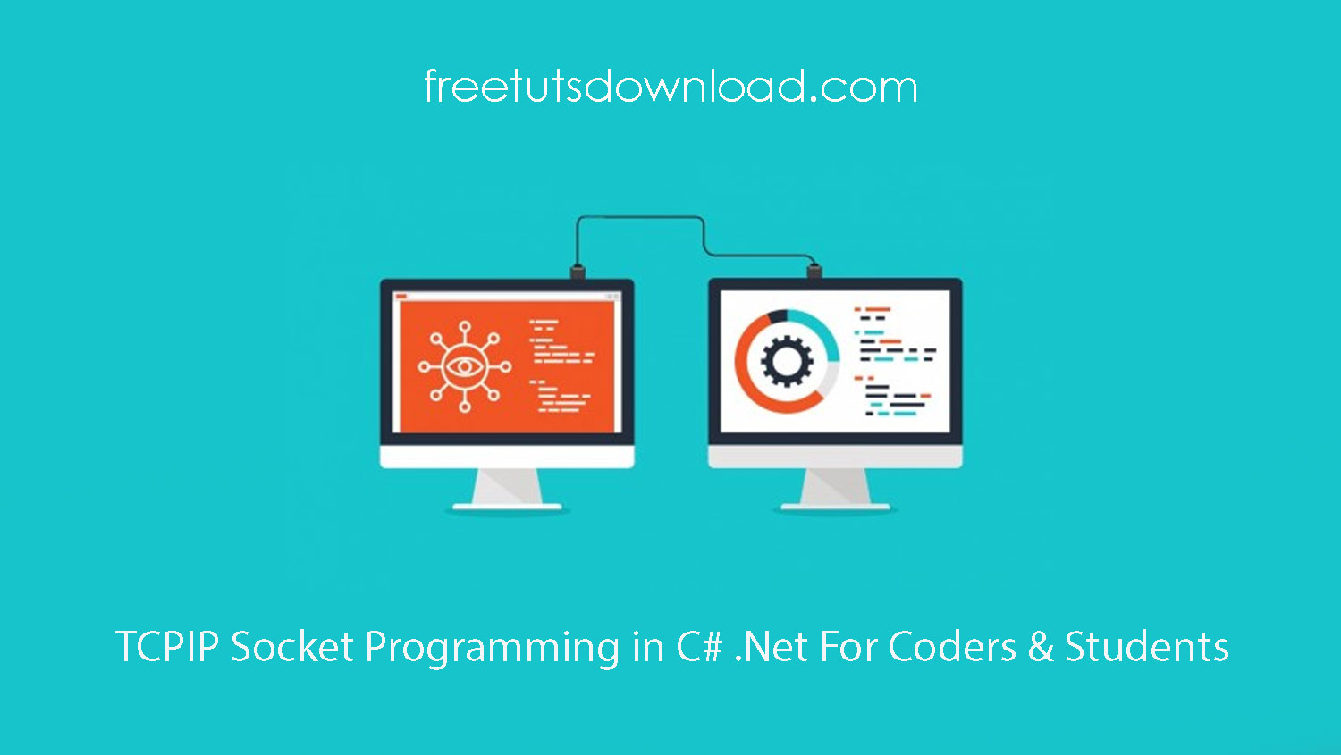 TCPIP Socket Programming in C# .Net For Coders & Students free download