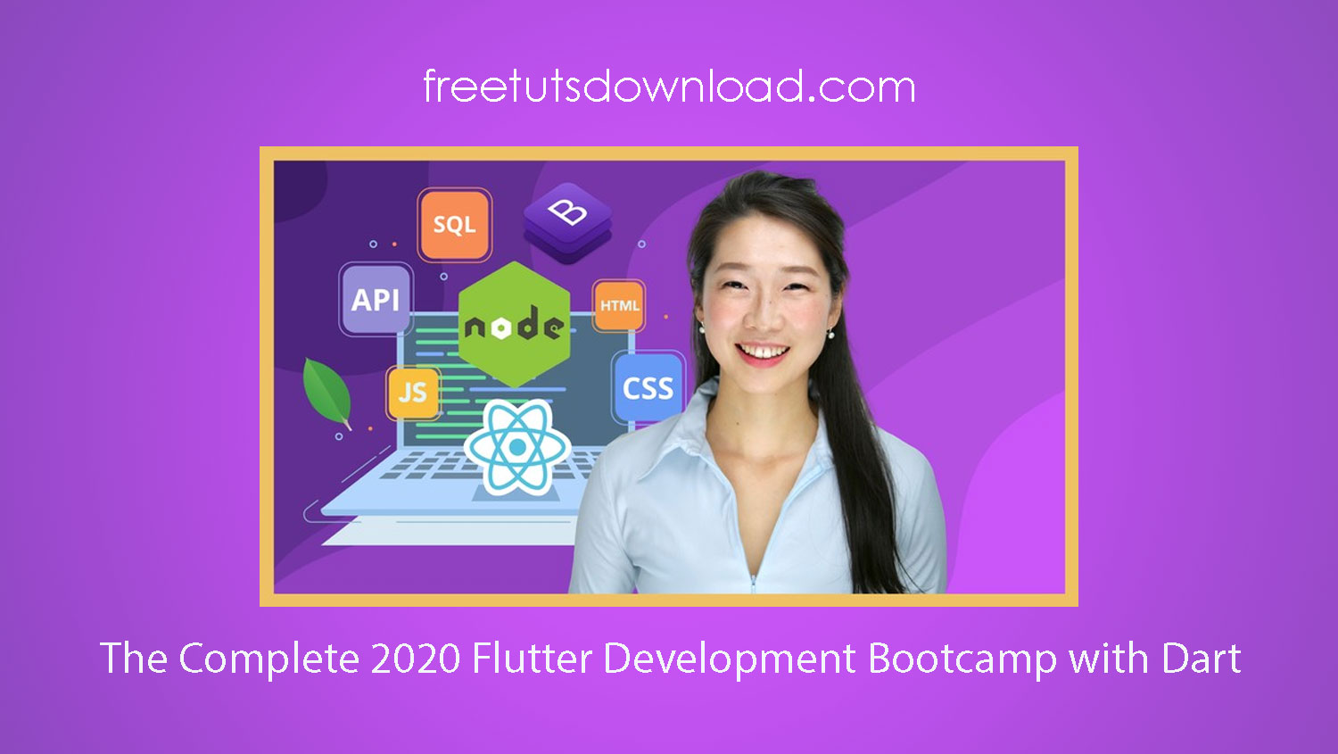 The Complete 2020 Web Development Bootcamp free download