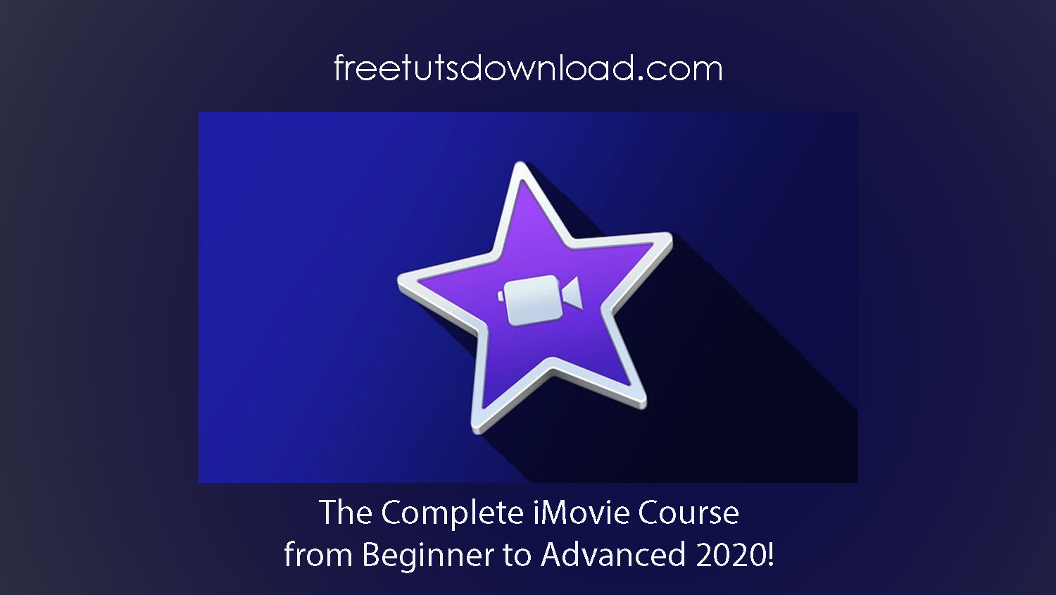 The Complete iMovie Course - from Beginner to Advanced 2020!