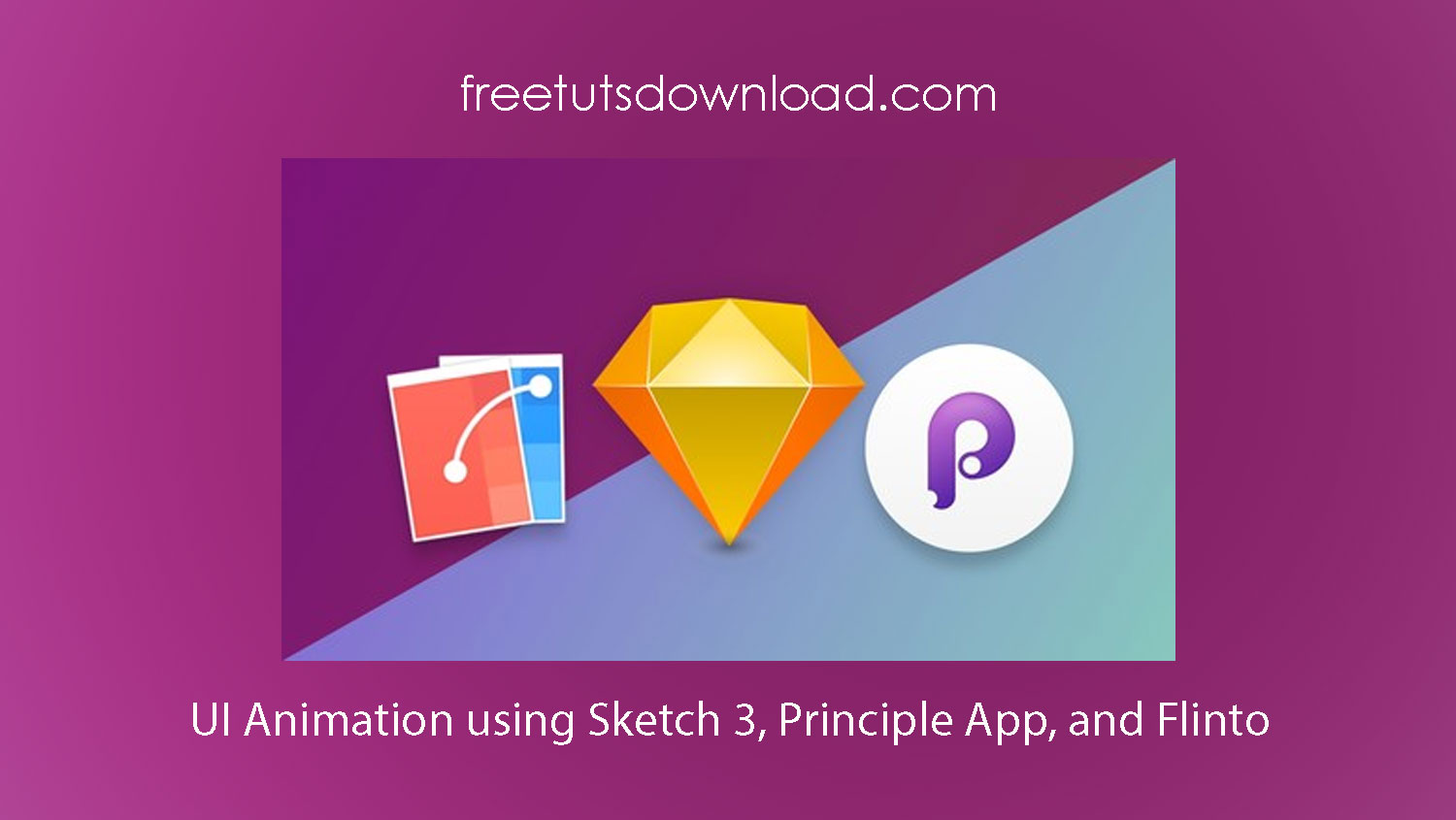 UI Animation using Sketch 3, Principle App, and Flinto
