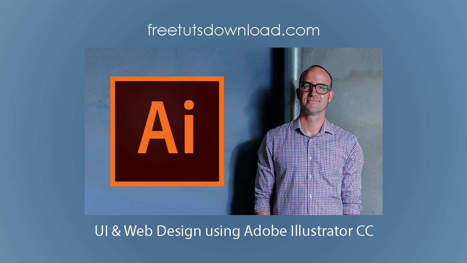 UI & Web Design using Adobe Illustrator CC free Download