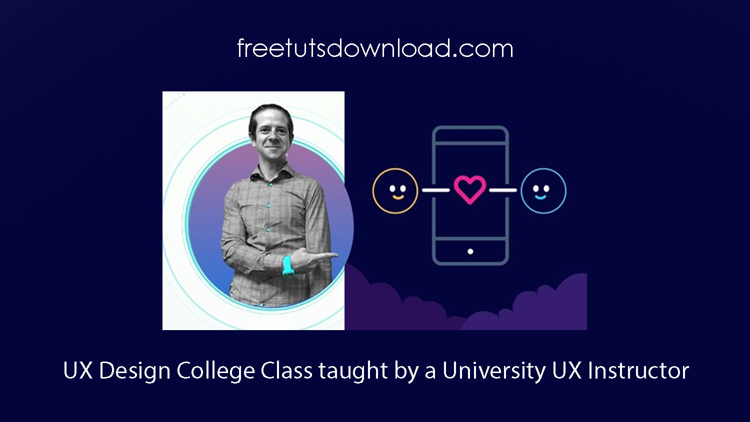 UX Design College Class taught by a University UX Instructor