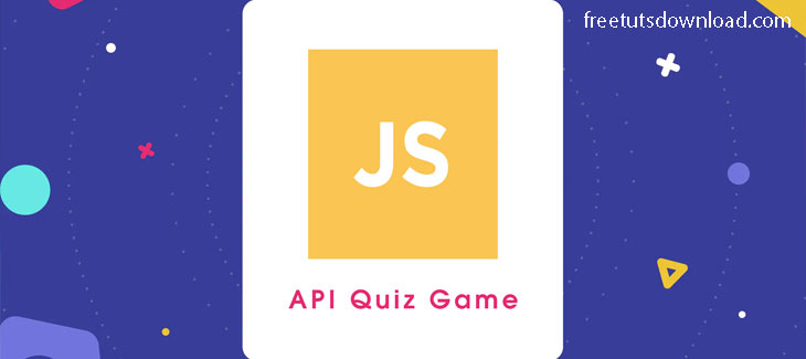 API Quiz Game - JavaScript Project using Google Sheet Data Free Download