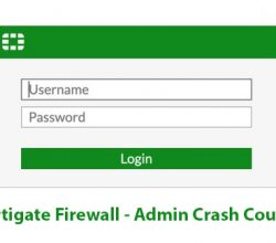 Fortigate Firewall - Admin Crash Course