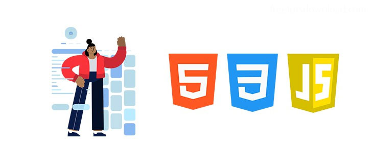 HTML5, CSS3 & JavaScript Course: Complete Guide Free Download