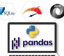 Python Data Science with Pandas: Master 12 Advanced Projects