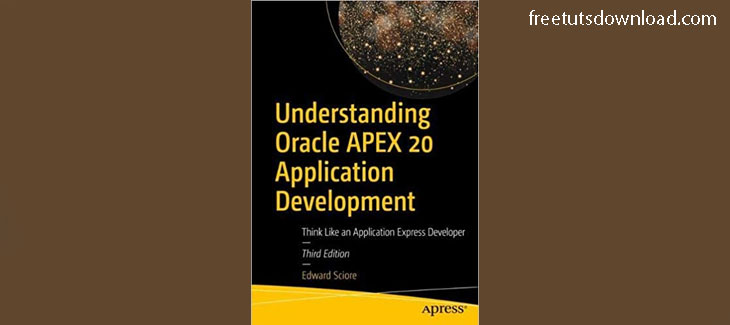 Understanding Oracle APEX 20 Application Development book