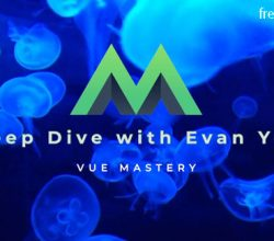 Vue 3 Deep Dive with Evan You free download