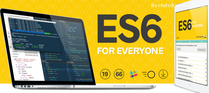 Wes Bos - ES6 For Everyone Free Download
