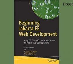 Beginning Jakarta EE Web Development book