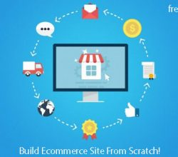 Build Ecommerce Site From Scratch! Free Download