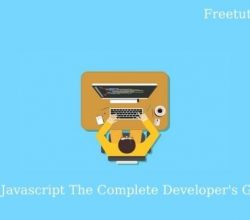 ES6 Javascript The Complete Developer's Guide Free Download