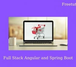 Full Stack Angular and Spring Boot Free Download