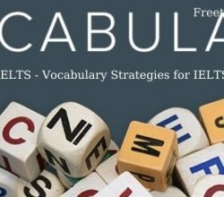 IELTS - Vocabulary Strategies for IELTS free download