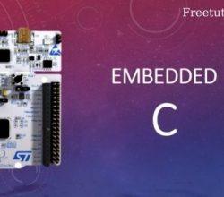 Microcontroller Embedded C Programming- absolute beginnersFree Download