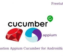 Mobile Automation Appium Cucumber for Android&iOS + Jenkins Free Download