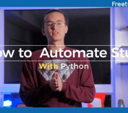 How to automate stuff with python | Clever programmer course