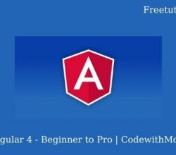 Angular 4 - Beginner to Pro | CodewithMosh