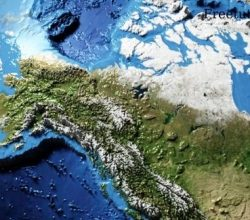 Create a 3D Topographical Earth in Blender 2.8 by Sean Bradley