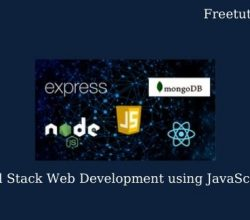 Full Stack Web Development using JavaScript