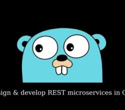 How to design & develop REST microservices in Golang (Go)