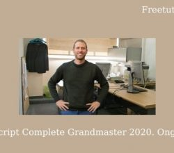 *NEW* JavaScript Complete Grandmaster 2020. Ongoing updates.