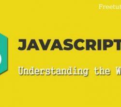 JavaScript Understanding the Weird Parts