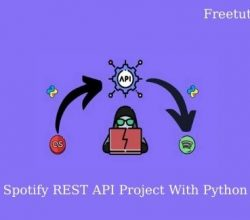 Spotify REST API Project With Python Free Download