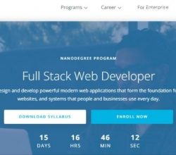 Udacity - Full Stack Web Developer Nanodegree v4