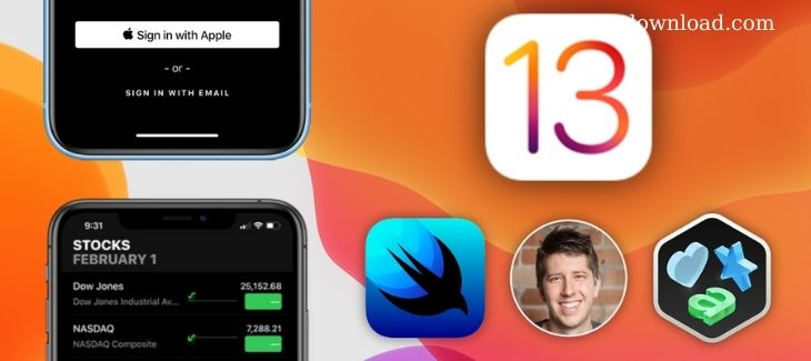 iOS 13 - How to Make Amazing iPhone Apps Xcode 11