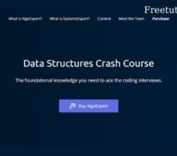 AlgoExpert - Data Structures Crash Course free download