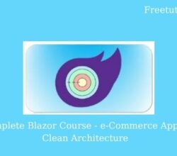 Complete Blazor Course - e-Commerce App & Clean Architecture